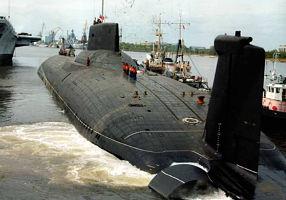 Submarino Rusia