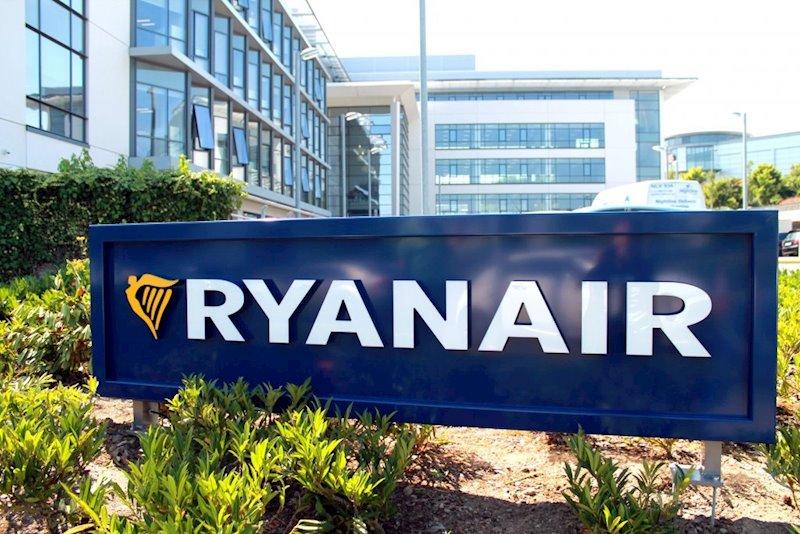 ep imagen de recurso de la sede de ryanair