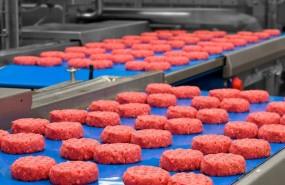 hilton food meat burgers
