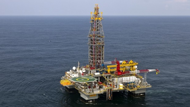 oil offshore tullow drilling