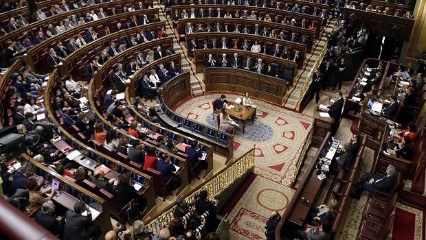 pleno congreso diputados
