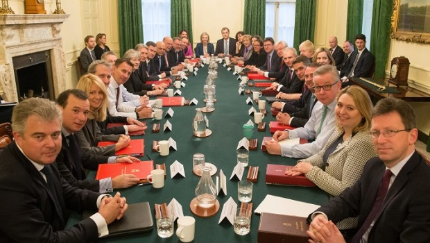 theresa may cabinet 2018 reshuffle government westminster downing street