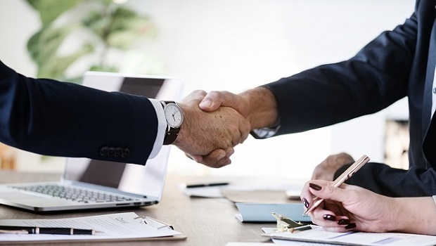 deal contract handshake acquisition