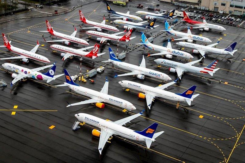 ep avions 737 max aparcats a seattle eua