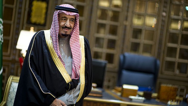 Saudi's King Salman chooses son as Crown Prince