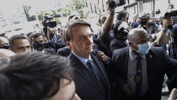 ep el presidente de brasil jair bolsonaro