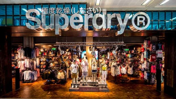 superdry store retail