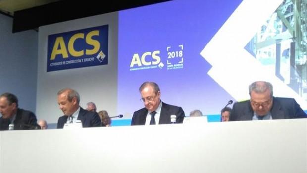 Hochtief (ACS) gana 230 millones más hasta junio, un 21% más