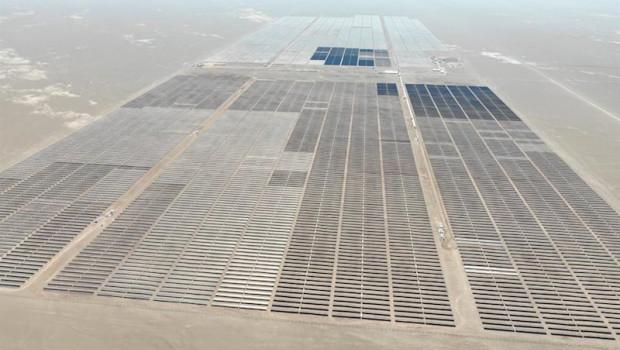 ep imagen de la planta solar granja puesta en marcha por solarpack en chile