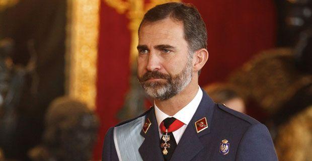 Felipe VI de Borbon rey españa 620px