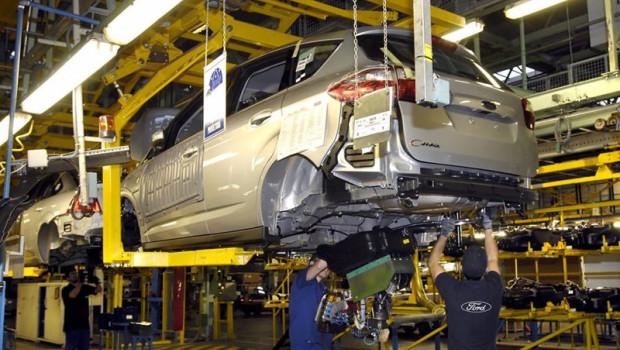 ep archivo   fabrica de ford en almussafes