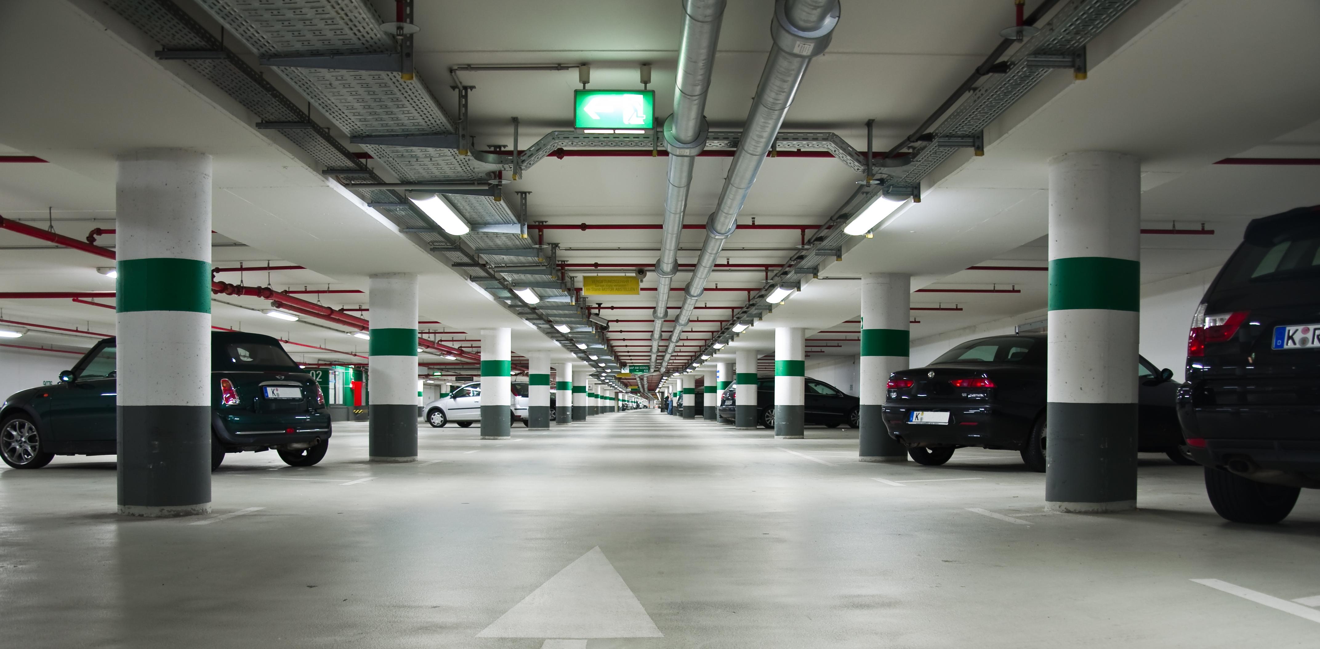 ¿Problemas para aparcar? Llega el alquiler de plazas de garaje por horas
