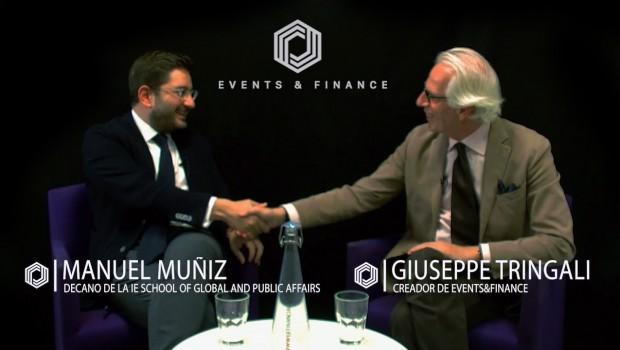 events finance con manuel mu iz y giuseppe tringali