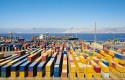 container port, imports, exports, trade