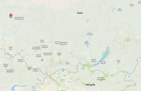 surgut rusia ubicacion maps
