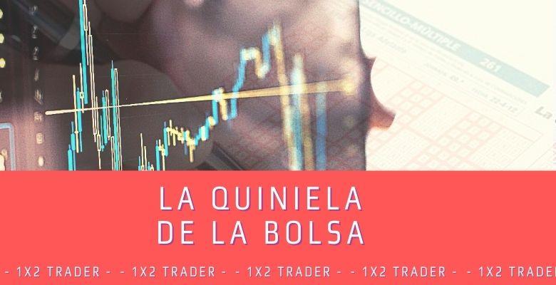 Gana 1.000 euros a la semana con la Quiniela de la bolsa: llega el juego 1X2 Trader