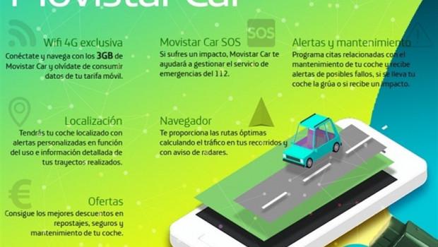 ep economiamotor- telefonica lanza movistar carespanaconvertirvehiculoun coche conectado