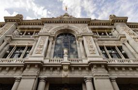 ep fachada del edificio del banco de espana situada en la confluencia del paseo del prado y la 20191210124703