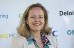 ep la vicepresidenta primera y ministra de asuntos economicos y transformacion digital nadia calvino