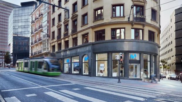 ep nueva tienda piloto de movistar en la calle buenos aires de bilbao