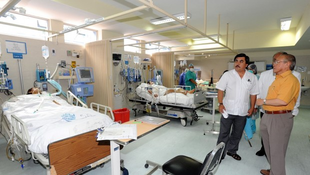 hospital cama peru