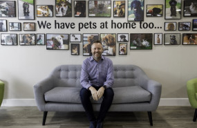 peter pritchard ceo pets at home