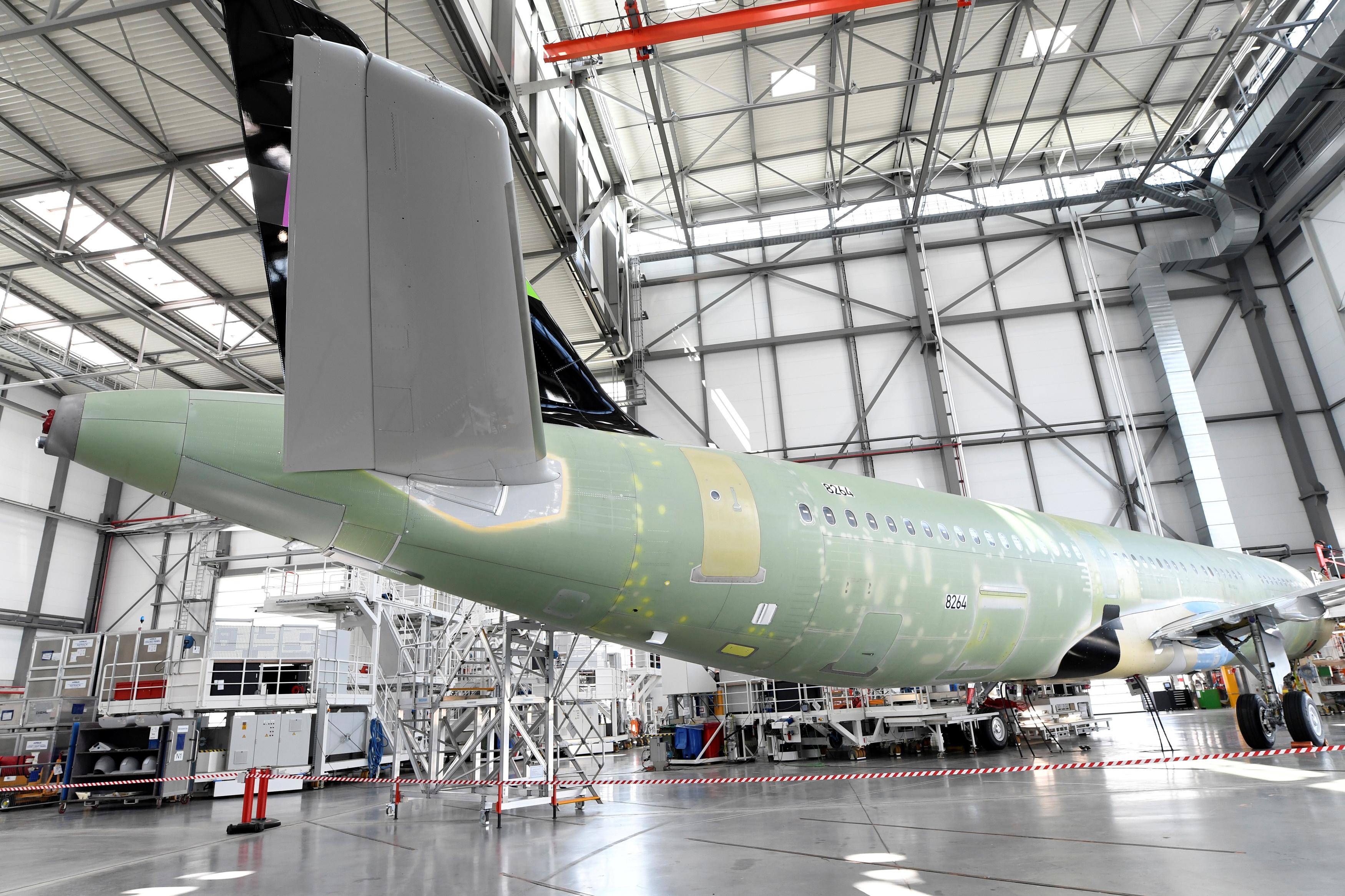 Airbus llega a un principio de acuerdo con Francia, Reino Unido y EEUU sobre las denuncias por soborno