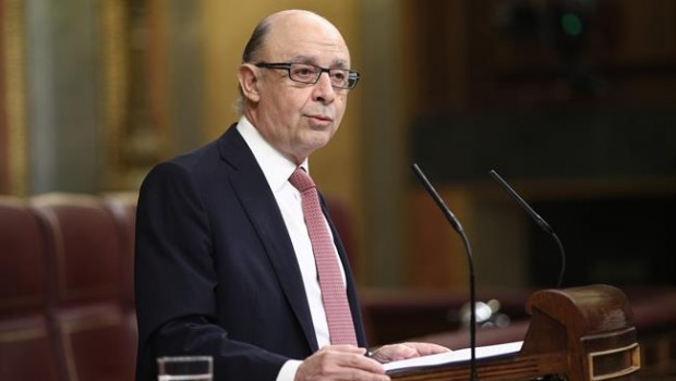 cristobal montoro interviene congreso