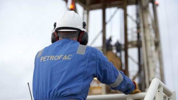 petrofac oil services