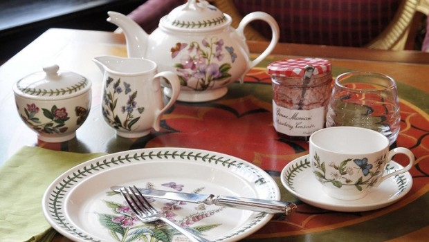 portmeirion wales tea china english elevenses