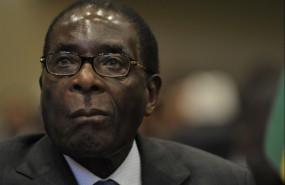 robert mugabe zimbabue