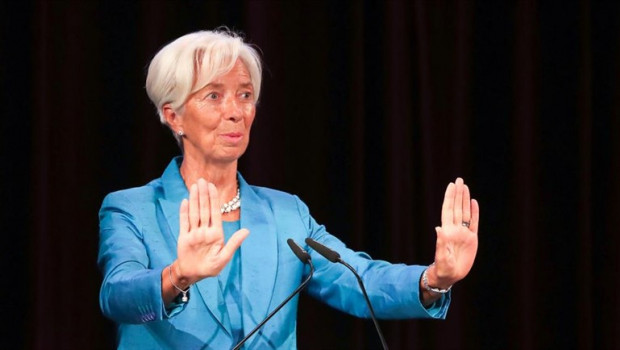 ep 31 august 2019 saxony leipzig president of the european central bank ecb christine lagarde