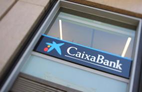 ep una oficina de caixabank a 8 de julio de 2021 en madrid espana