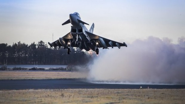 defence mod typhoon fighter jet eurofighter bae systems