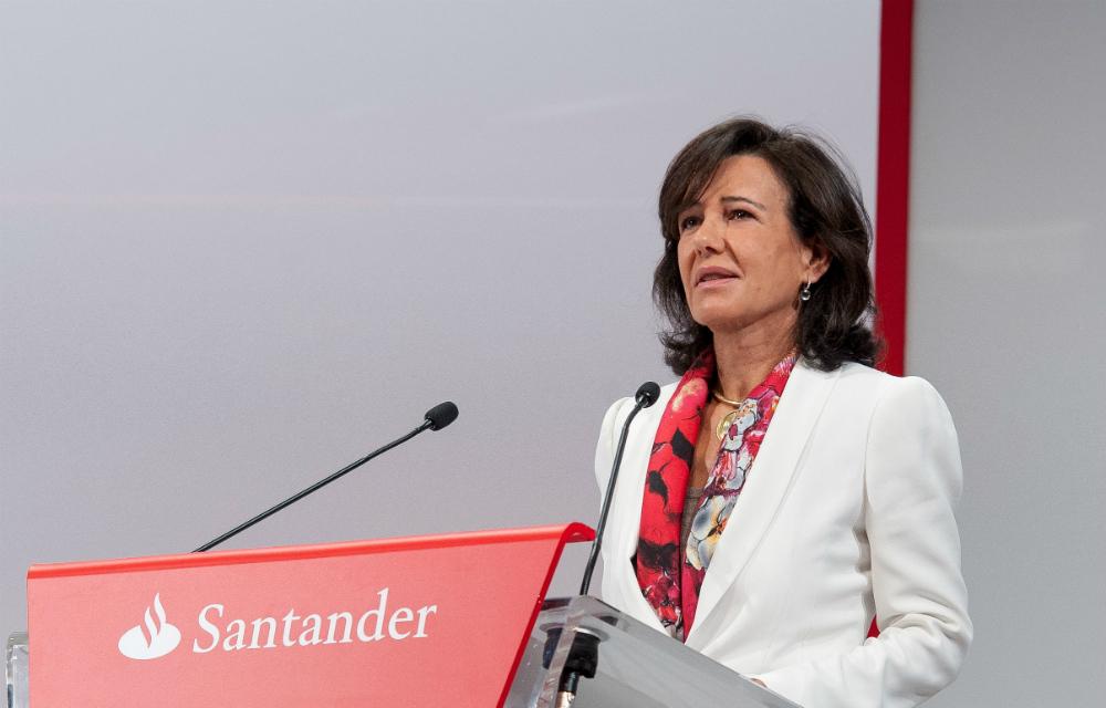 Santander integra 8.200 millones tras la absorción de su sociedad de valores
