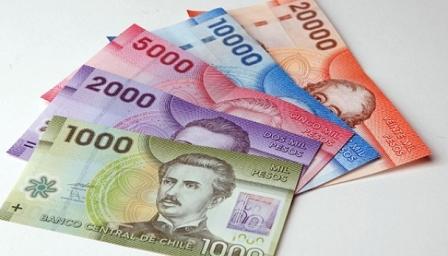 dinero chile moneda