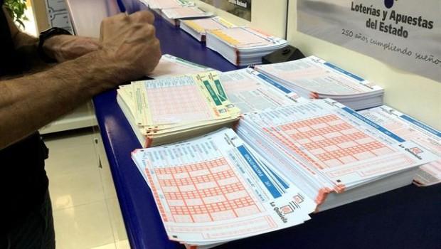 ep sorteo sorteos juego loteria loterias premio la quiniela