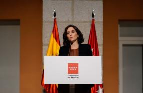 isabel diaz ayuso presidenta comunidad madrid confinamiento 1