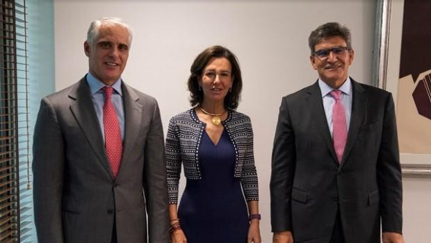 El Santander sustituye a Álvarez como consejero delegado por el italiano Orcel
