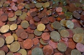 centimos euros calderilla