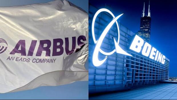 ep archivo - airbus y boeing