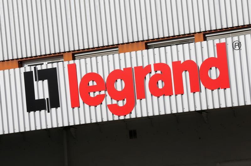 Importante potencial alcista en Legrand