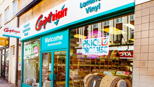 Carpetright downbeat as United Kingdom conditions toughen, shares slide