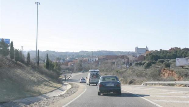 carretera trafico coches autovia dgt circulacion