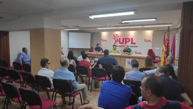 ep reunionconsejo generalupl celebradojuevesla sedela formacion leonesista