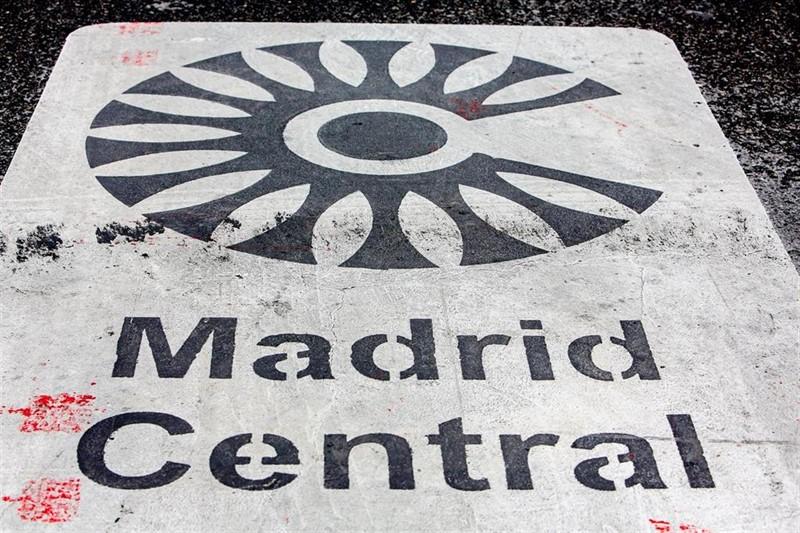 Se acabaron los avisos: este sábado comienzan las multas en Madrid Central