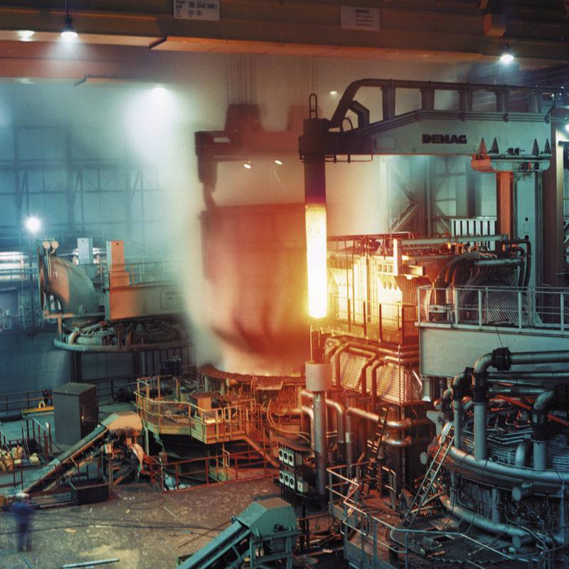 ArcelorMittal, Acerinox, Aperam... fuertes caídas para las empresas de materias primas