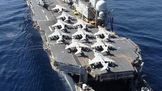 Japan to fit-out first aircraft carriers since WWII ...Spanish Aircraft Carriers 2019