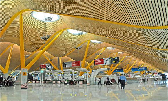 barajas, aeropuerto