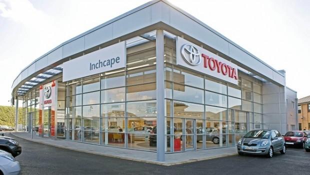cars dealership inchcape